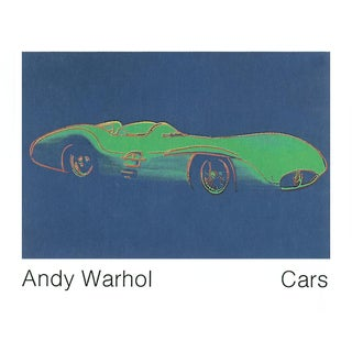 """Formula 1 Car W196 R (1954)"" by Andy Warhol"
