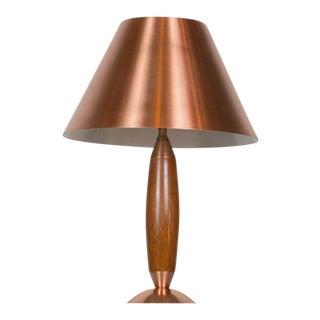 """Copper """"Masterline"""" Lamp"""
