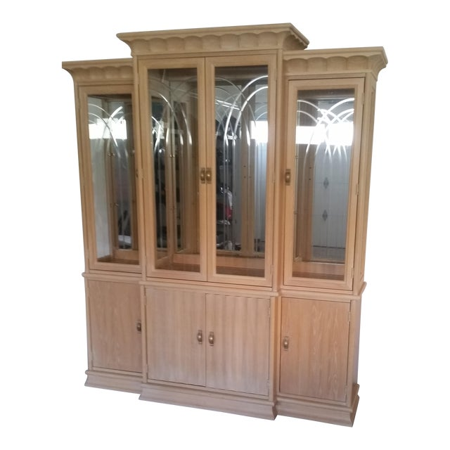 Image Of Thomasville Stone Terrace Dining Room Hutch