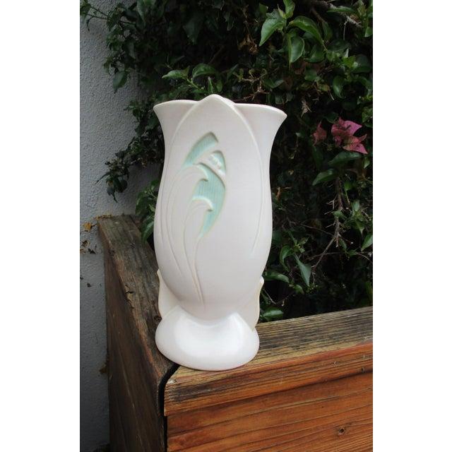 Roseville Silhouette Art Pottery Vase - Image 4 of 11