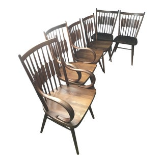 Drexel Declaration Kipp Stewart Dining Chairs - 6