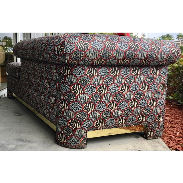 Mid-Century Chaise Lounge - Image 7 of 11
