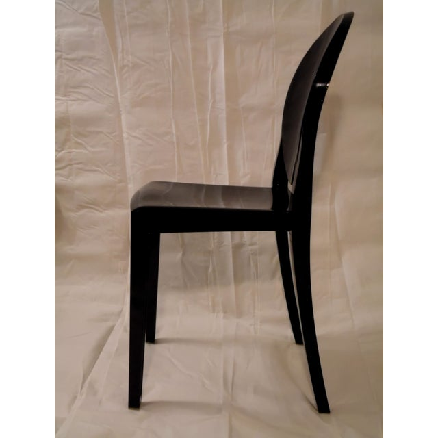 Image of Kartell Philippe Starck Louis Ghost Side Chair