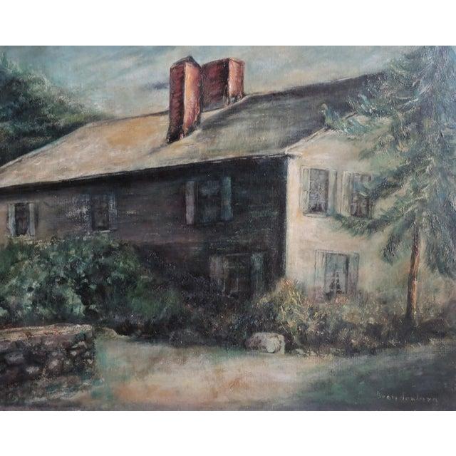 Edith Brandenberg Long Island Painting - Image 3 of 6