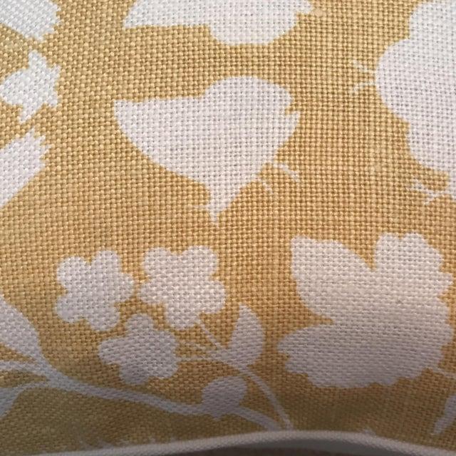 Schumacher Chenonceau Linen Pillows - A Pair - Image 6 of 7