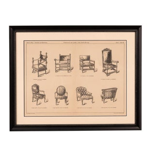 Sarreid Ltd. Framed Chair Book Page