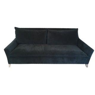 West Elm Bliss Sleeper Sofa in Velvet