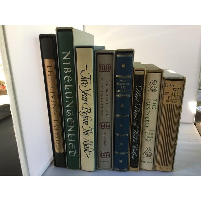 Books With Original Slipcase - Set of 8 - Image 2 of 4