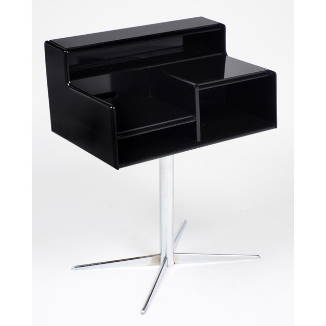 French Mid-Century Modern Telephone Table - Image 4 of 10