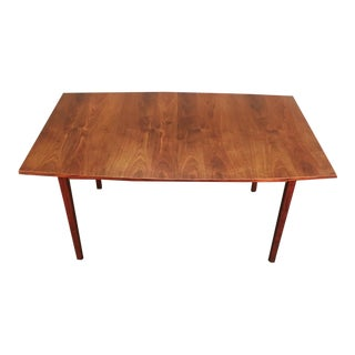 Dillingham Mid-Century Modern Extension Dining Table