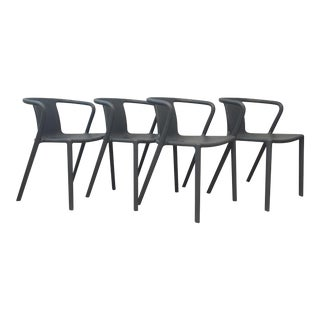 Magis Grey Air-Armchairs- Set of 4