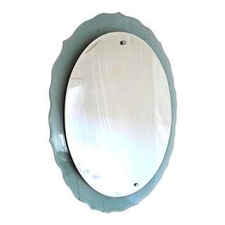 Mid-20th Century Veca Wall Mirror