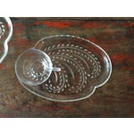 Image of Federal Boxed Glass Snack Set - Service for 4