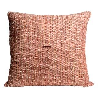Hand-Woven C'est Boucle' Pillow
