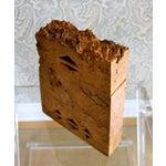 Image of Olive Ash Burl Box