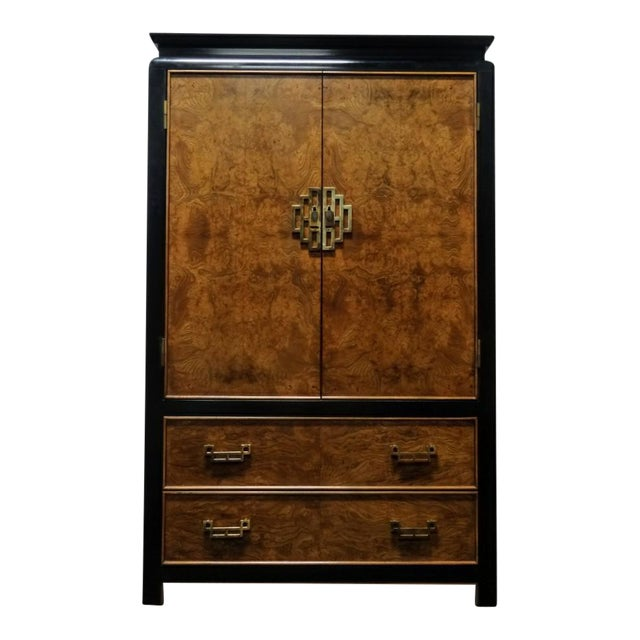 Century Furniture Co. Chin Hua Asian Style Armoire/Gentleman's Chest - Image 1 of 11