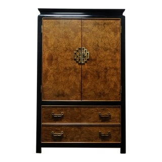 Century Furniture Co. Chin Hua Asian Style Armoire/Gentleman's Chest