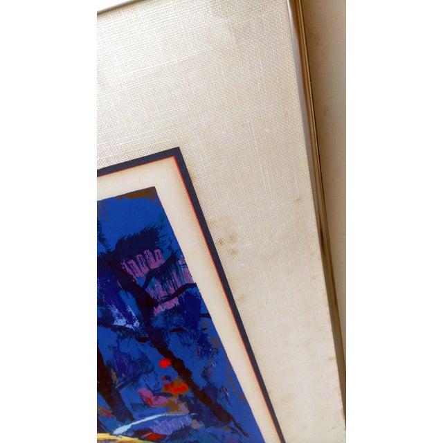 """Nicola Simbari """"Paris at Dusk"""" Serigraph - Image 7 of 9"""