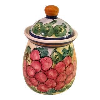 Handmade Greek Ceramic Jar