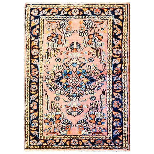 Image of Petite Early 20th Century Lilihan Rug