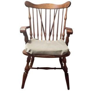 Ethan Allen Spindle Armchair