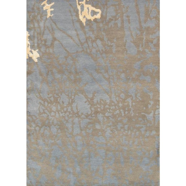 "Pasargad Modern Collection Rug - 8'1"" x 10' - Image 2 of 2"