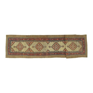 "Leon Banilivi Antique Sarab Runner - 3'5"" X 16'"