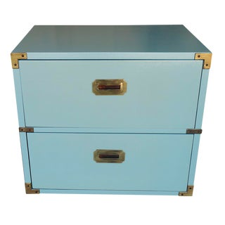 Lane Campaign Traditional Nightstand
