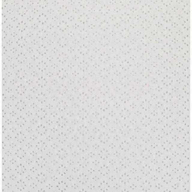Image of Ralph Lauren White Boxwood Eyelet Fabric - 5 Yards