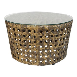 Harbor Outdoor Round Coffee Table