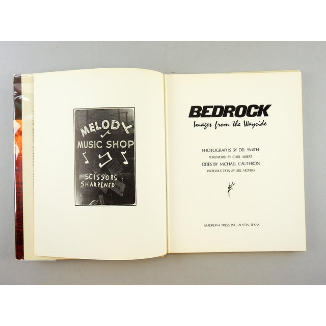 """""""Bedrock : Images From the Wayside"""" 1975 Book - Image 3 of 11"""