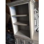 Image of Restoration Hardware Grey Harper Study Wall