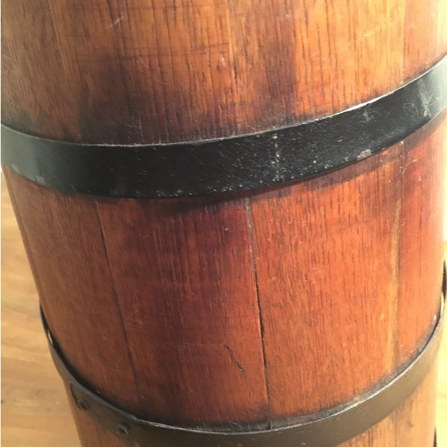 Antique Wooden Butter Churn - Image 4 of 11