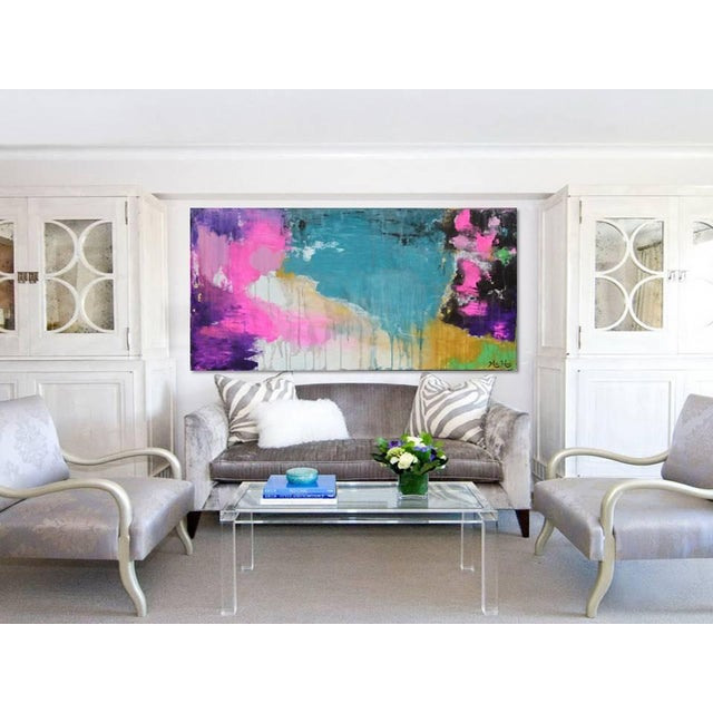 Contemporary Abstract Painting by Mistie House - Image 8 of 10