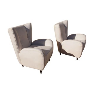 Paolo Buffa Chairs - A Pair
