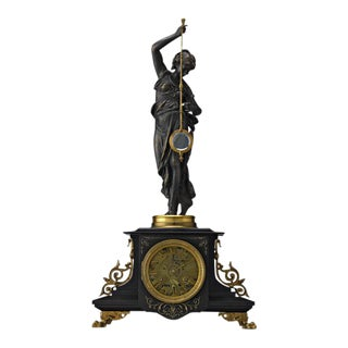 THE FISHER-FRENCH PENDULUM MYSTERY CLOCK