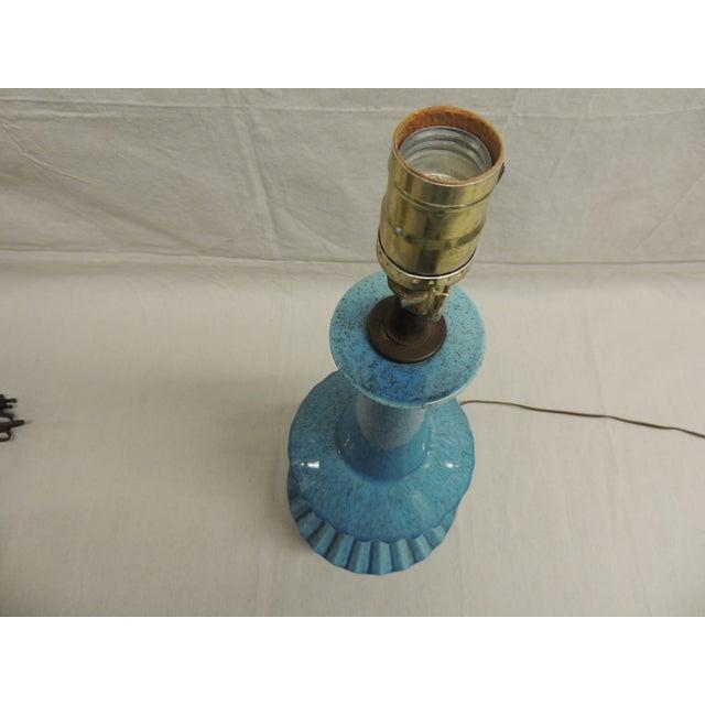 Image of Mid-Century Modern Ceramic Table Lamp