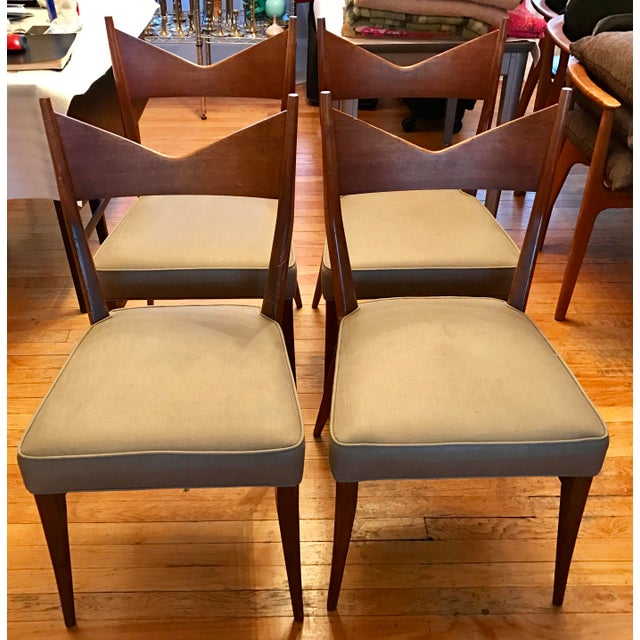 Paul McCobb Calvin Dining Chairs - Set of 4 - Image 7 of 11
