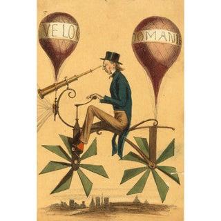 "1800s ""Voyage a La Lune"" Print of Poster"