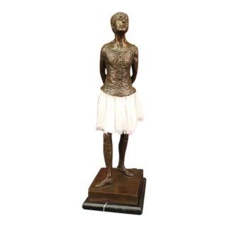 Ballerina Hommage Reproduction Bronze Statue