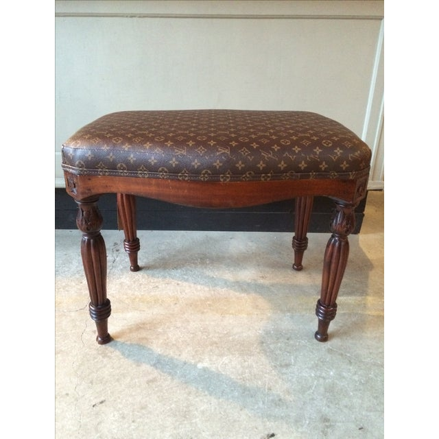 Louis Vuitton French Stool - Image 2 of 4