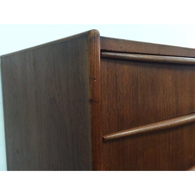 Image of Danish Teak Dresser