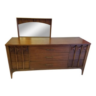 Mid-Century Kent Coffey Perspecta Dresser