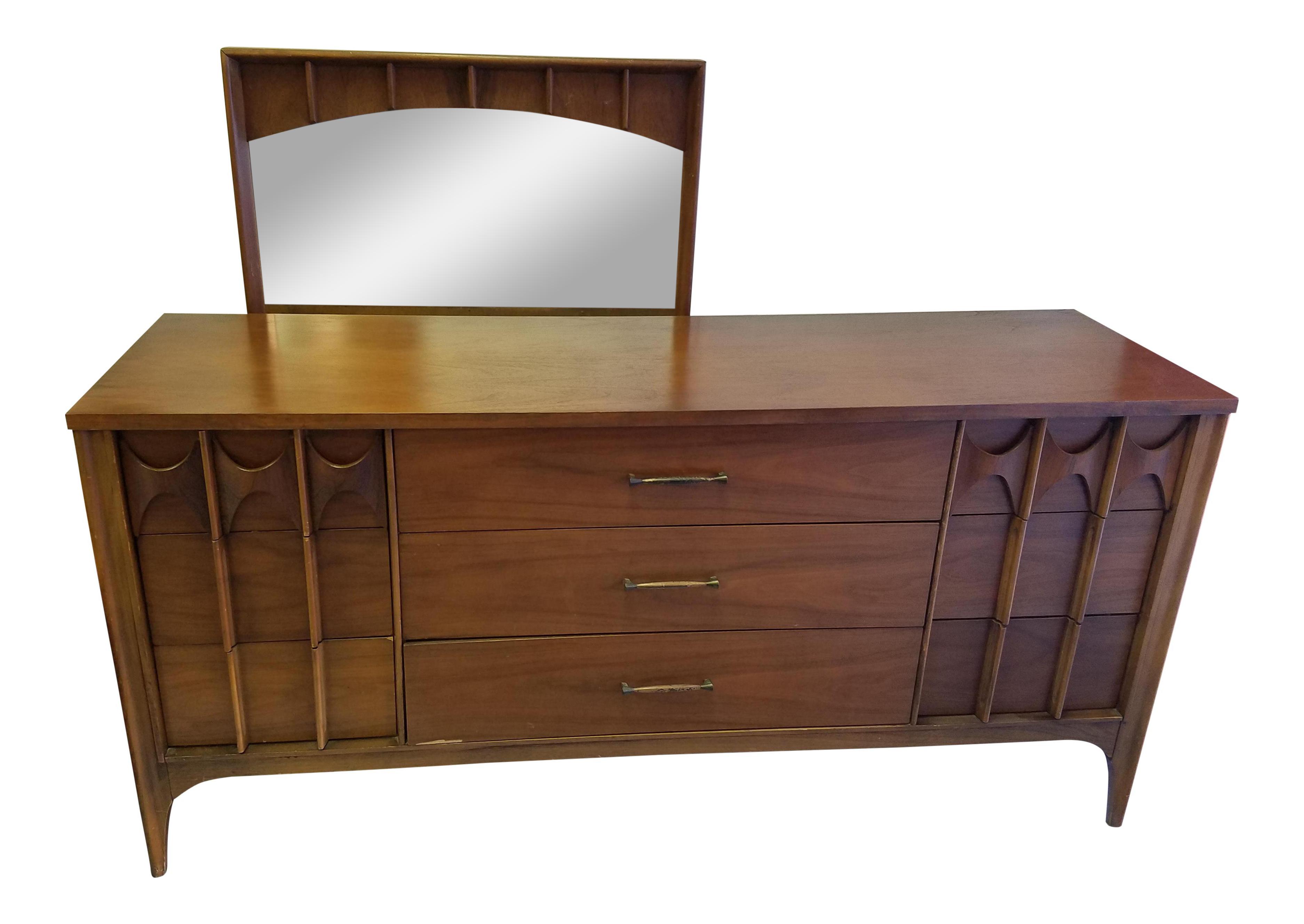 Mid Century Kent Coffey Perspecta Dresser