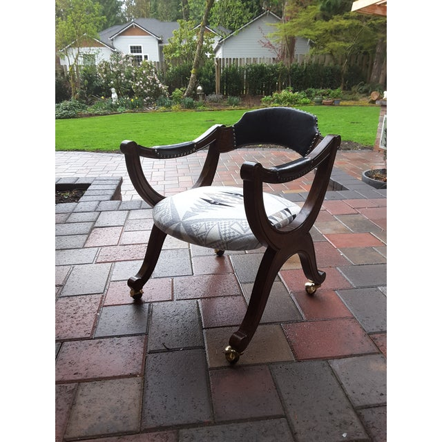 Image of Mid-Century Empire Chair