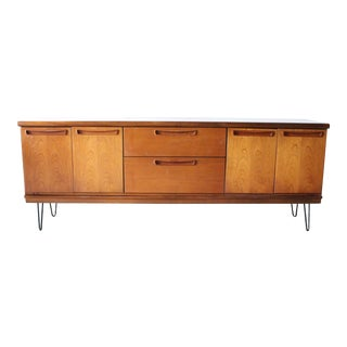 Mid-Century Sideboard on Hairpin Legs