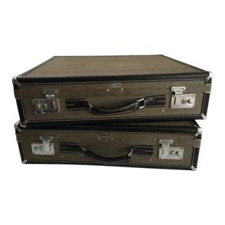 Hartmann Skymate Vintage Hardcase Luggage - 2 Pieces