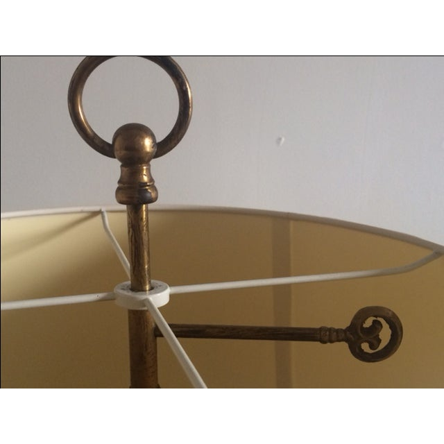 Image of Vintage Bouillotte Table Lamp