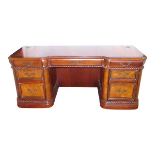 Aspenhome Napa Cherry Executive Desk