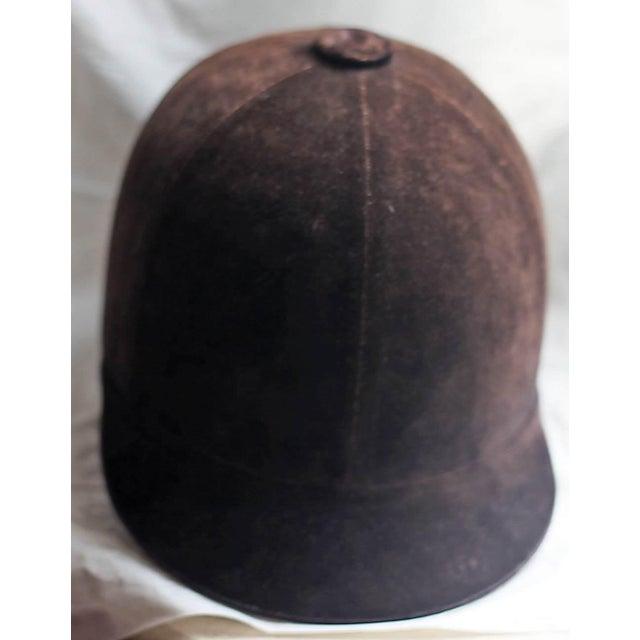 Image of Vintage Riding Hat